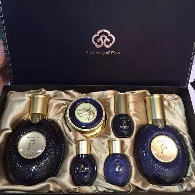 韩国化妆品WHOO后好用吗?你适合用哪个套盒