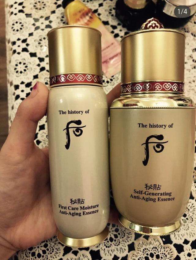 韩国护肤whoo,不同系列套盒分享,不得不承认贵有贵的道理