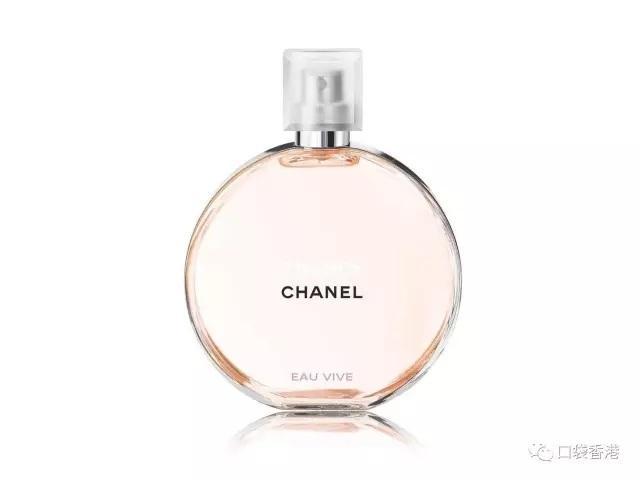 Chanel香奈儿最受欢迎香水HK价目表
